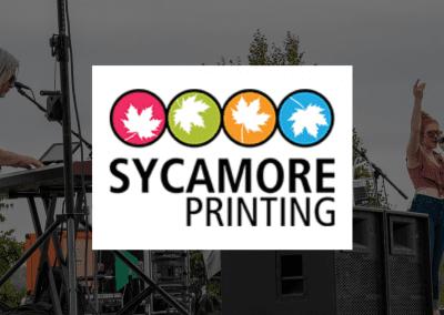 Sycamore Printing